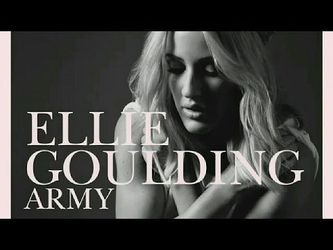 Ellie Goulding - Army (Cover) Lyrics Video