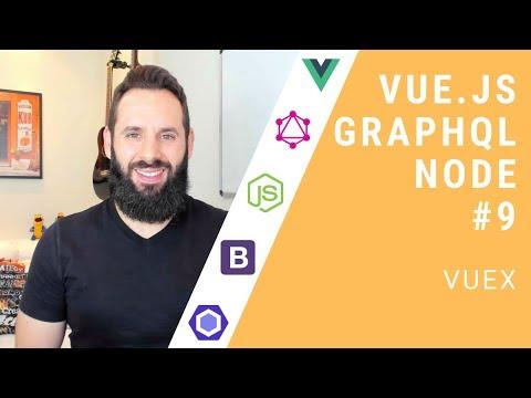 Projeto COMPLETO 2019 #9 - Vuex (Vue.js, GraphQL e Node) thumbnail
