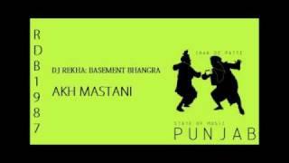 DJ REKHA - AKH MASTANI.flv