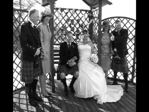 The Wedding Video Of Kirsten And Derek Three Kings Near Falkirk