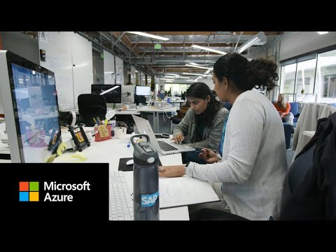Microsoft And SAP: How We Support Our Customers