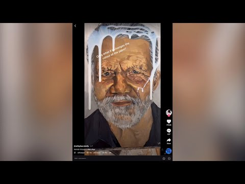 Ottawa artist's mistake becomes a TikTok sensation