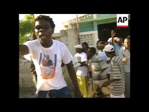 HAITI: RUNUP TO VOTING