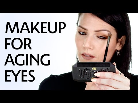 Makeup Tips and Tricks for Aging Eyes
