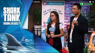 5 TRIỆU ĐÔ cho 25%: thương vụ từ Ekid Studio | Thương Vụ Bạc Tỷ Shark Tanks Việt Nam