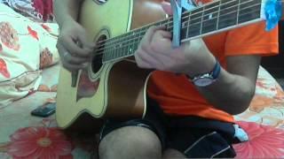 [Guitar Cover]Những chuyến đi dài - Bức Tường