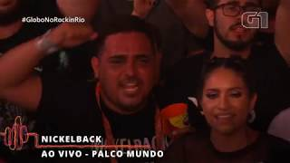 Nickelback - Photograph live Rock in Rio 2019