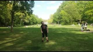 Hula Hoop Dance - 9 years old!!