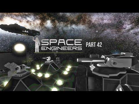 "Space Engineers: Online Public Survival Part 42 ""GTI"""