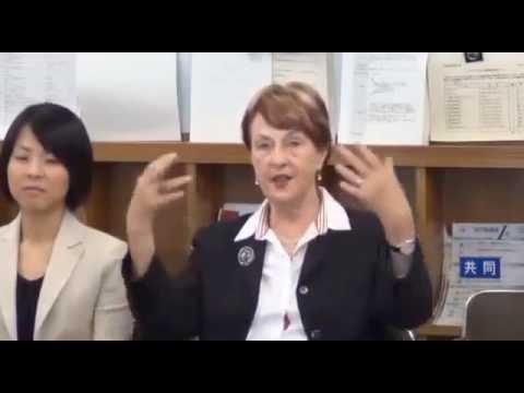"""Helen Caldicott """"It's Criminal"""" Japan Sharing & Burning Fukushima Radioactive Waste"""