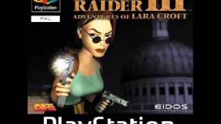 Tomb Raider III Soundtrack - 03: Fantastic Indian Jungle