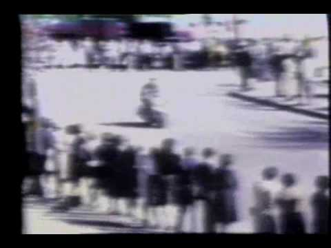 First public broadcast of the Zapruder Film (JFK Assassination)