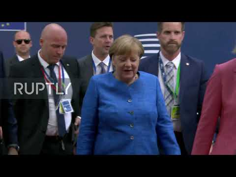 Belgium: Day 2 Of EU Summit Centres Attention On Monetary Union