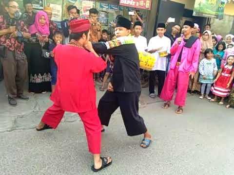 Palang pintu depok mpo Omas