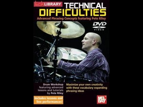 Pete Riley - Technical Difficulties
