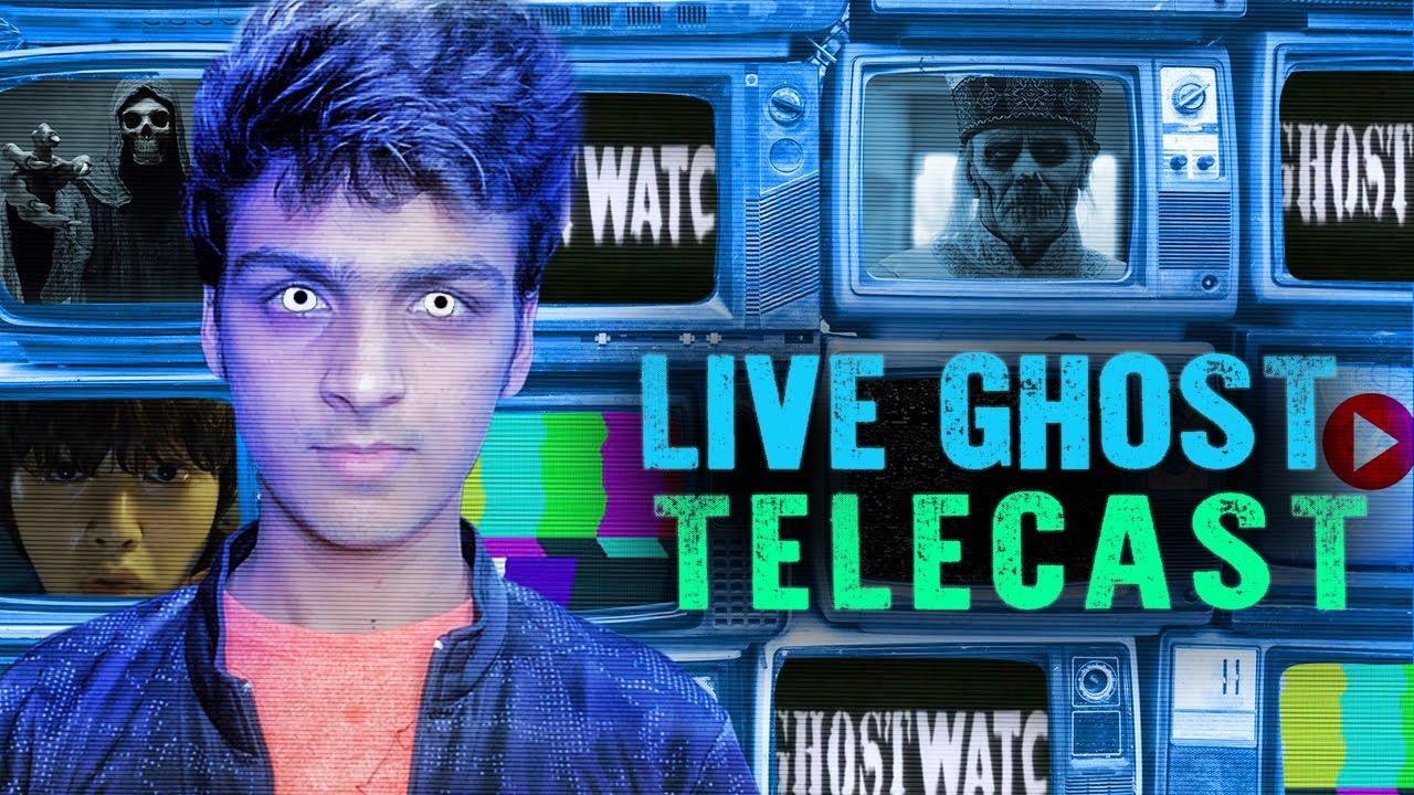 GHOST LIVE TELECAST | TOP INTERESTING & AMAZING TELUGU FACTS | TELUGUDOST #122
