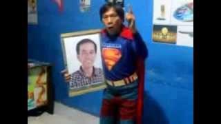 jokowi di dukung superman dari bengkulu untk capres 2014