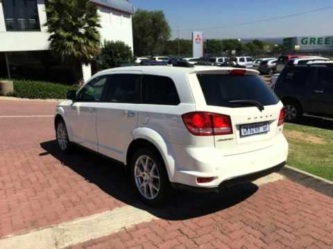 2013 DODGE JOURNEY 3.6 V6 R/T A/T Auto For Sale On Auto Trader South Africa