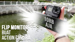 DIY GoPro Flip Screen (applicable for Yi Action camera and other action cameras)