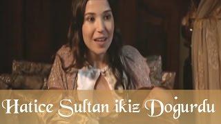Hatice Sultan İkiz Doğurdu - Muhteşem Yüzyıl 45. Bölüm