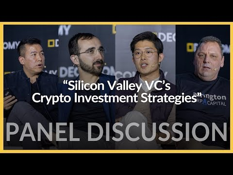 Silicon Valley VC's Crypto Investment Strategies