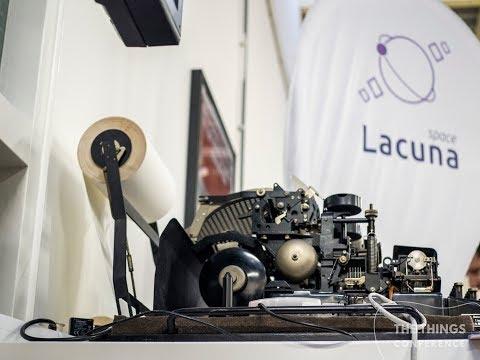 Thomas Telkamp - LoRa Broadcast from Low Orbit Satellite