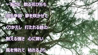 千年樹(中村雅俊)♪♪COVER