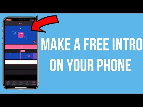 How to Make A *FREE* Intro on Your iPhone