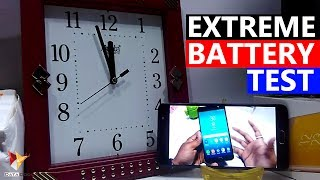 Samsung Galaxy On Max Extreme Battery Test | Data Dock
