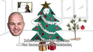 Michiel bevestigt aanwezigheid op DIW Kerstsoirtwée