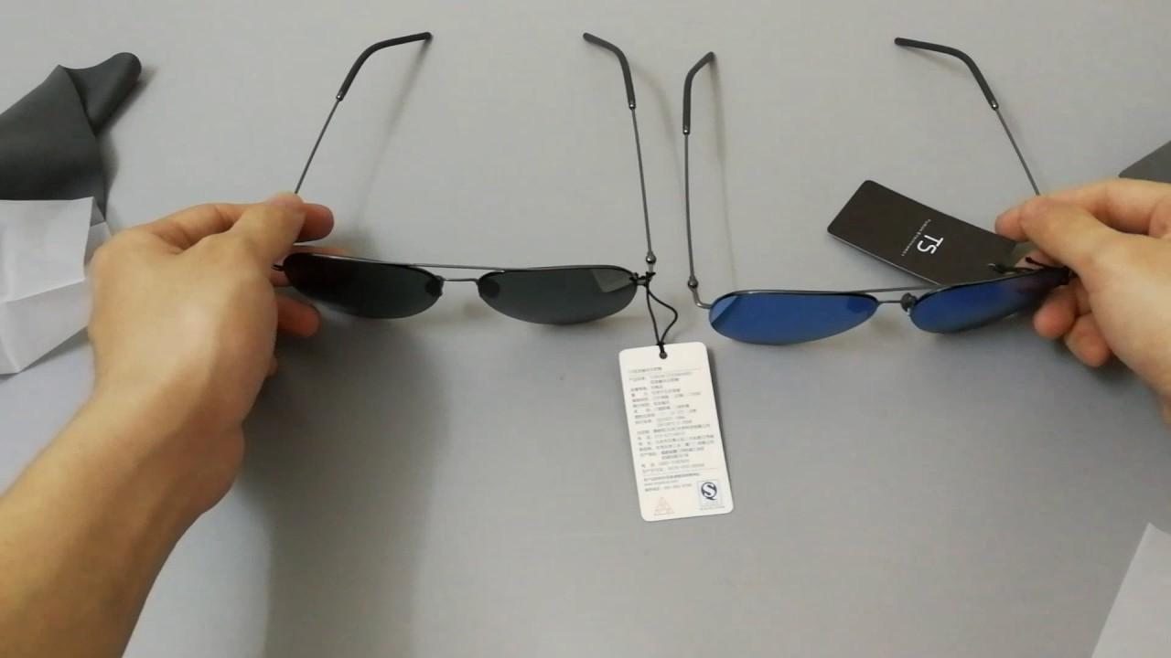 Xiaomi Crowdfunding Turok Steinhardt TS Nylon Polarized Sunglasses-Three  Colors Unbox db8ff62b586