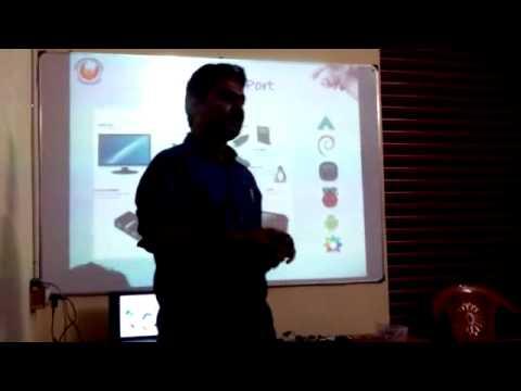 RaspberryPi Workshop by Dreamerindia Innovations