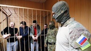 Украинским морякам продлён арест | ГЛАВНОЕ | 15.01.19