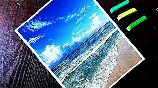 drawing seas…