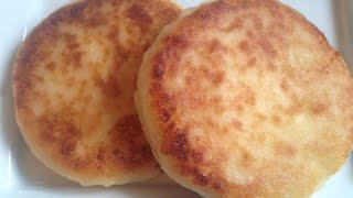 Syrniki  - Farmer Cheese Pancakes