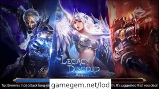 Legacy of Discord Hack 💎NEW💎 How to hack Legacy of Discord 👾 Unlimited Diamonds and Gold Cheat 👾