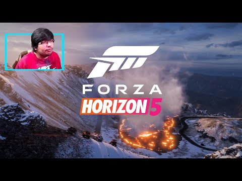Forza Horizon 5 Official Announce Trailer (Hindi) Reaction & Thoughts (Xbox Series X)