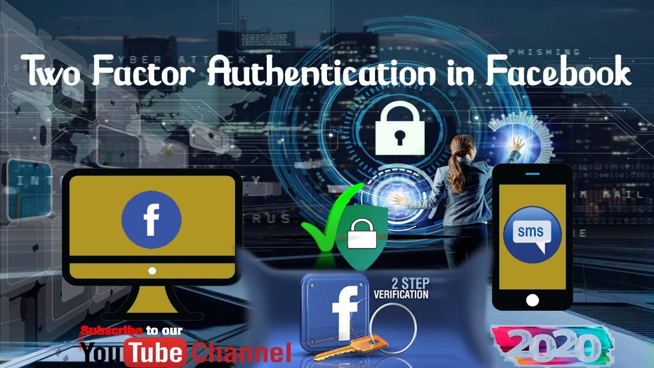 How To Enable Facebook Two Factor Authentication | Two-Step Verification on | Banga Turorial