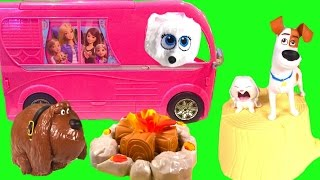 Baixar - The Secret Life Of Pets Go Camping Toy Surprises Blind Bags And Chocolate Egg Camp Ground Grátis