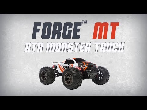 Revolution 1/12 Forge 2WD Monster Truck RTR