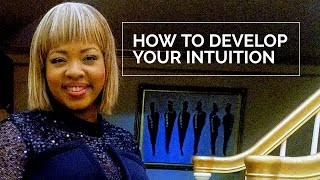 How to develop your intuition. Join your #1 Change Agent Carenda Deonne and lets Take Aim!