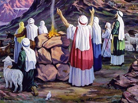 Comprendre pourquoi on va à l'église:L'importance de l'autel