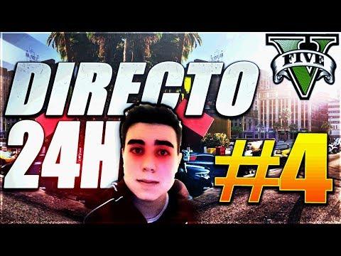 GTA V LIFE ►RETO 24 HORAS LAS ÚLTIMAS HORAS EN DIRECTO! #4 ►RolePlay Español GTA 5 REAL LIFE