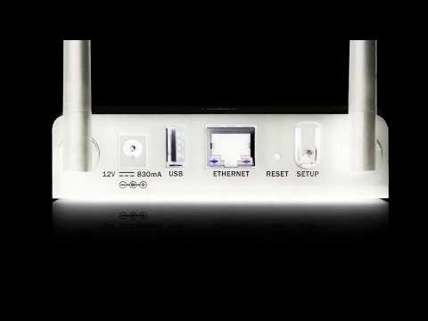 RELEASE DATE—Raumfeld Expand Streaming Wireless Network Device—autonomous WiFi for music streaming