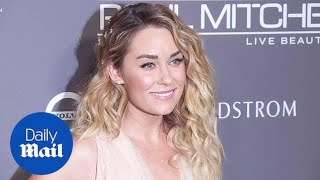 Lauren Conrad looks angelic in nude gown at Baby2Baby gala