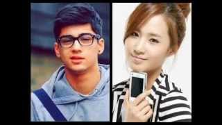 girls generation loveline one direction ft justin bieber