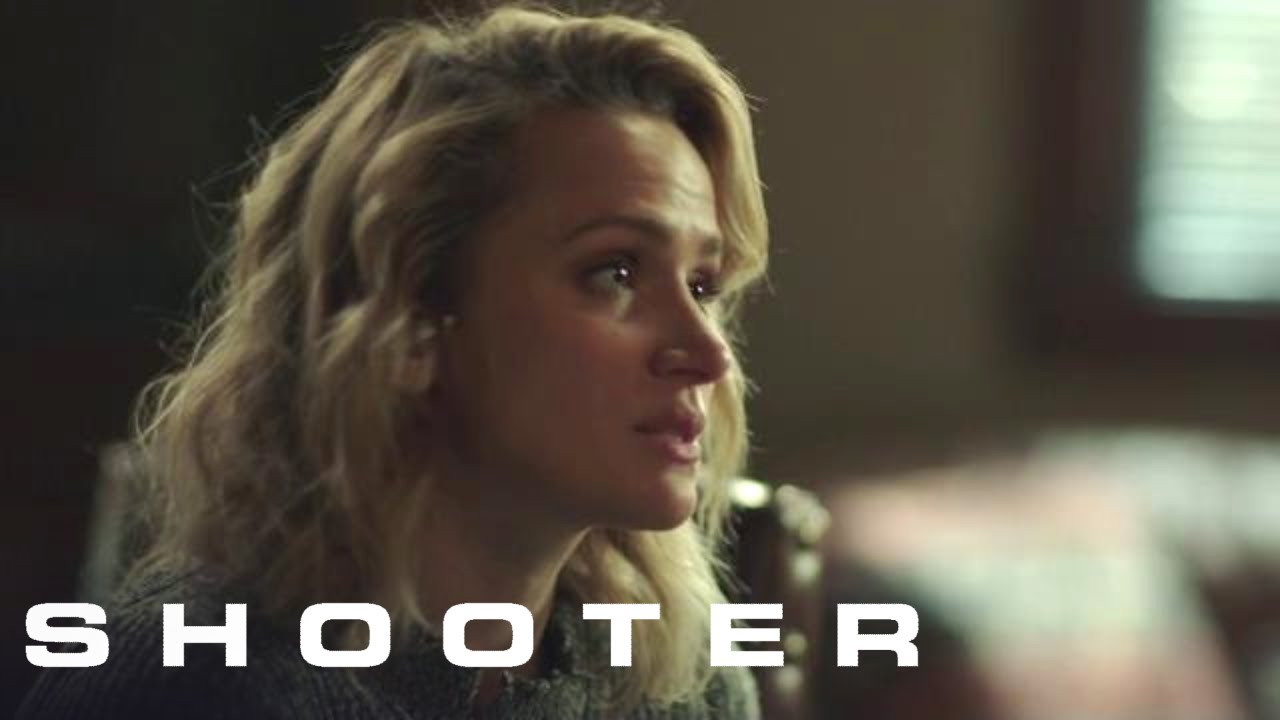 Download Shooter Season 3 Ep 2 SNEAK PEEK: Swagger Wonders About His Father's Death   Shooter on USA Network