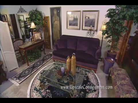 Upscale Consignment Furniture and Decor -