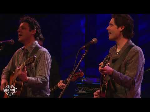 "The Cactus Blossoms - ""Please Don't Call Me Crazy"" (Recorded Live For World Cafe)"