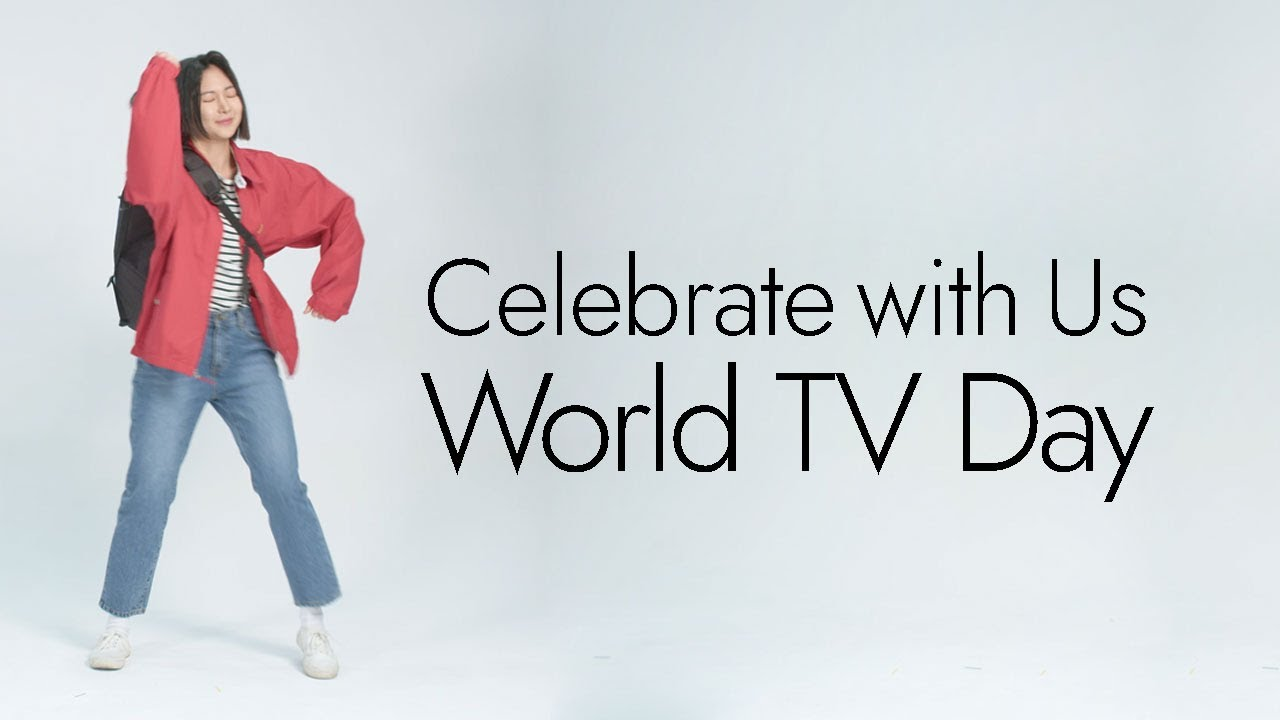 Celebrate with Us: World Television Day
